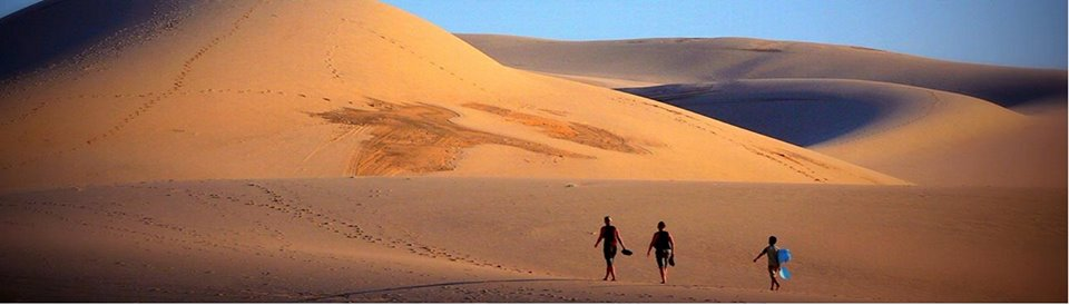 how to get to mui ne sand dunes