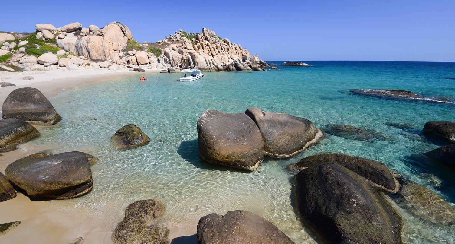 cu lao cau island u0026 co thach beach day tour from mui ne