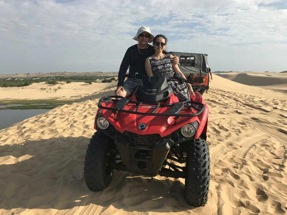 quad biking in mui ne sand dunes mui ne atv rental 2018. Black Bedroom Furniture Sets. Home Design Ideas