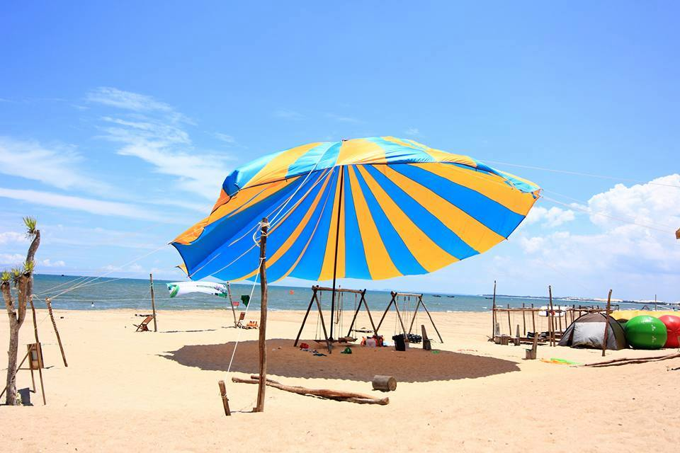 Coco Beach Camp Lagi Binh Thuan Viet Nam