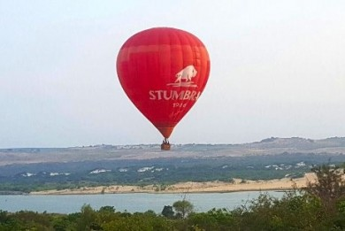 Hot Air Balloon Mui Ne