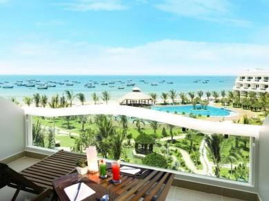 Kết quả hình ảnh cho biển Mũi Né Resort 4 sao