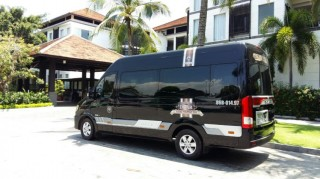 Private Limousine Saigon To Mui Ne 9 Seater