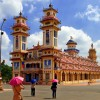 Cao Dai Temple & Cu Chi Tunnels Day Tour from HCM City