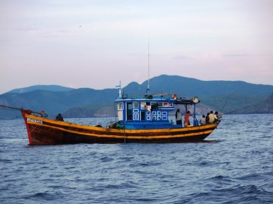 Mui Ne Ocean Fishing Tour