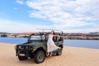 Mui Ne Sunset Sand Dunes Tour (Jeep 6 Seater)