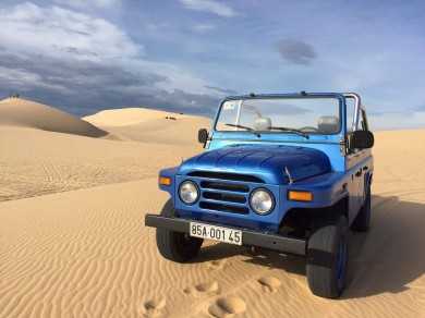 Mui Ne Sand Dunes Join Group Tour